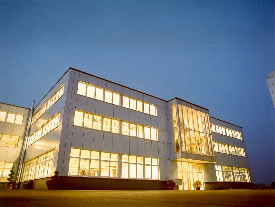 Gebäude Firma