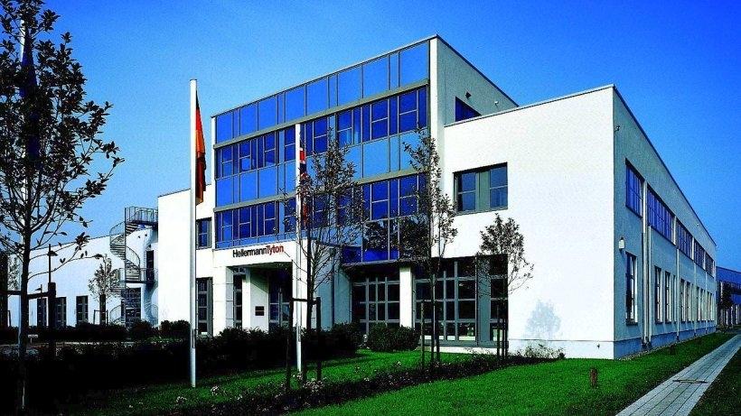 Gebäude HellermannTyton
